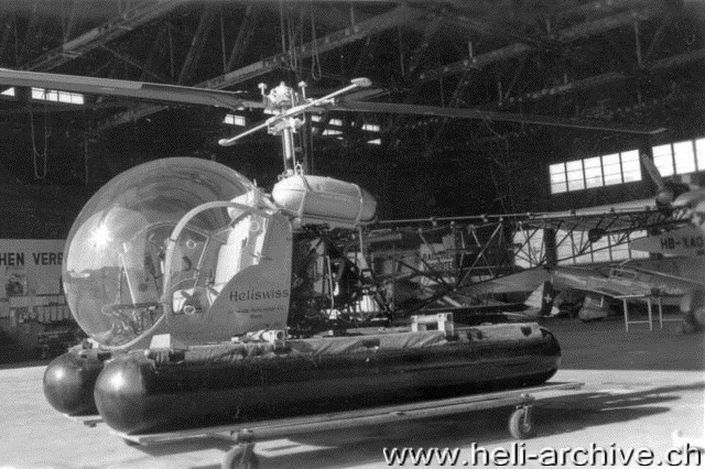 bell 47g2 history and technical description rh heli archive ch Bell 47 Cockpit Bell 47 Wasp