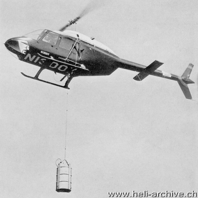 Agusta Bell 206A 206B Jet Ranger history, tecnical data and