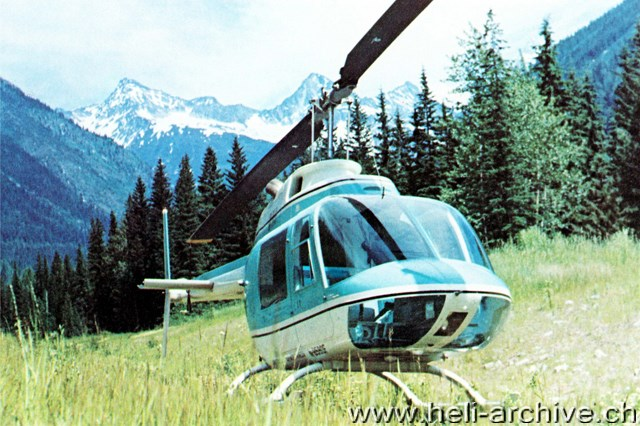 Agusta Bell 206A 206B Jet Ranger history, tecnical data and