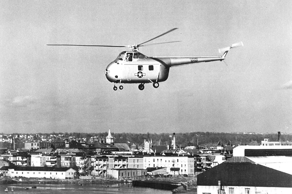 Elicottero S 55 : Helicopter sikorsky s h general technical description