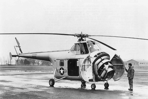 1000  images about Helos - Sikorsky H-19 Chickasaw on Pinterest