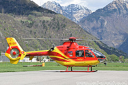 San Vittore/GR, April 2016 - The EC 135P1 HB-ZJD in service with Skymedia AG (M. Bazzani)