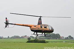 Sitterdorf/TG, July 2010 - The Robinson R-44 Raven II HB-ZJG R-44 in service with Swiss Jet AG (K. Albisser)