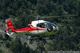 Untervaz/GR, October 2006 - The EC 130B4 HB-ZEW in service with O.S.C. Overseas Shipping Corporation (K. Albisser)