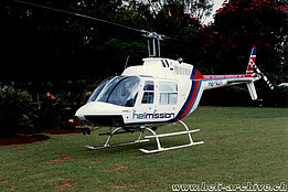 The Agusta-Bell 206B Jet Ranger II HB-XDY in service with Helimission (Helimission)