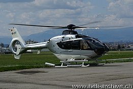 Eurocopter EC-135T2+ HB-ZIT in service with Swift Copters SA (N. Däpp)