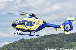 August 2017 - The EC 135P1 HB-ZJE in service with Lions Air Skymedia AG (T. Schmid)