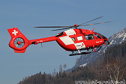Wilderswil/BE, February 2019 - The H-145 HB-ZQL in service with Rega (M. Ceresa)