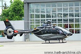 Belp/BE, May 2013 - The EC 135-P2+ HB-ZSW in service with Swiss Helicopter AG (B. Siegfried)